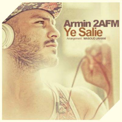 دانلود آهنگ تو ای اف ام یه سالیه Armin 2AFM Ye Salie