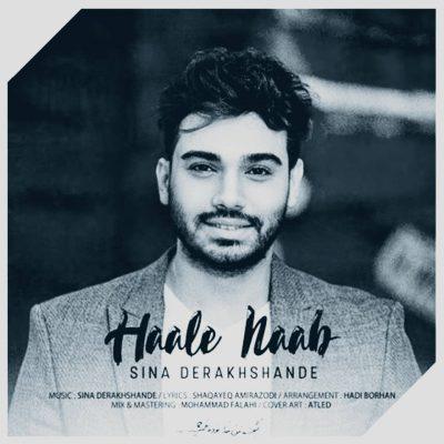 دانلود آهنگ سینا درخشنده حال ناب Sina Derakhshande Hale Naab