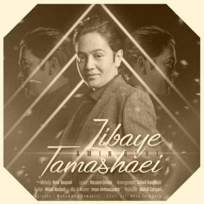دانلود آهنگ امین بانی زیبای تماشایی Amin Bani Zibaye Tamashaei