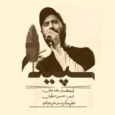 دانلود آهنگ حامد زمانی سپیدار Hamed Zamani Sepidar