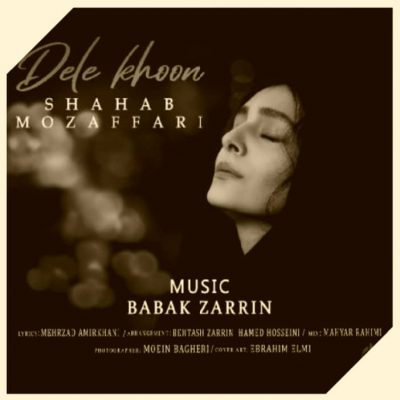 دانلود آهنگ شهاب مظفری دل خون Shahab Mozaffari Dele Khoon