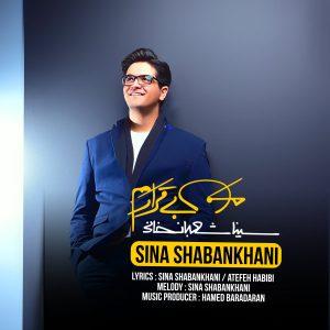دانلود آهنگ سینا شعبانخانی من بی قرارم Sina Shabankhani Man Bighararam