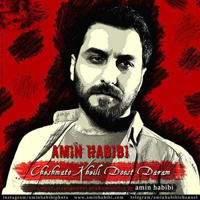 دانلود آهنگ امین حبیبی چشماتو خیلی دوست دارم Amin Habibi Cheshmato Kheili Doost Daram
