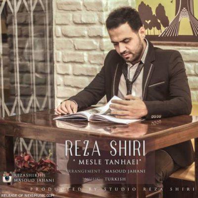 دانلود آهنگ رضا شیری مثل تنهایی Reza Shiri Mesle Tanhaei