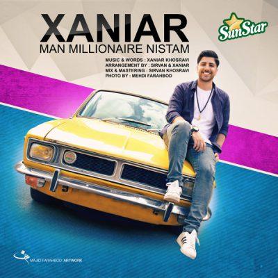 دانلود آهنگ زانیار خسروی من میلیونر نیستم Xaniar Khosravi Man Millioner Nistam