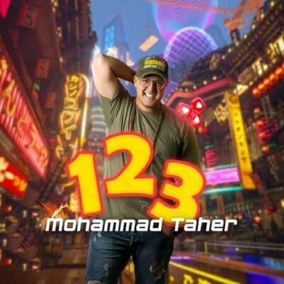 دانلود آهنگ محمد طاهر یک دو سه Mohammad Taher 1 2 3